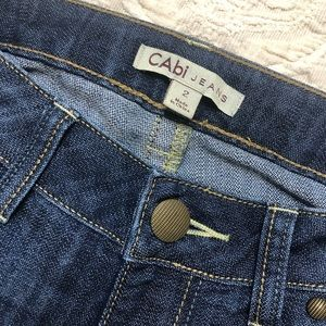 CAbi Jeans size 2 bootcut new without tags